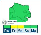 ZAMG-Wetterwarnungen Bezirk Gänserndorf!