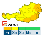 ZAMG-Weather Warnings