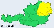Österreichbild von UWZ.at