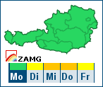 ZAMG-Warnkarte